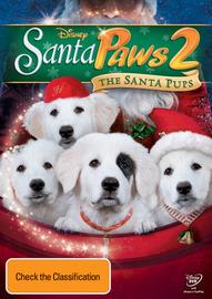 Santa Paws 2 - The Santa Pups on DVD