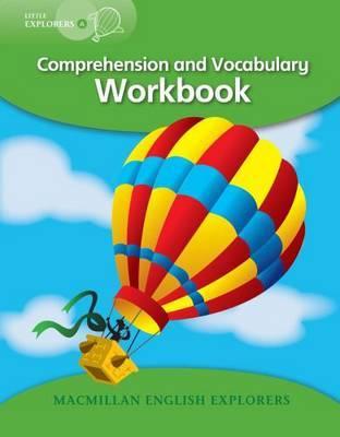 Little Explorers: Comprehension Book A by Louis Fidge