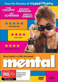 Mental on DVD