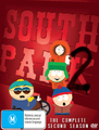 South Park - The Complete 2nd Season (3 Disc Box Set) on DVD