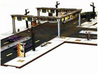 Signal and Signage Gantries