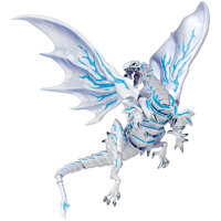 Yu-Gi-Oh: Revo Blue-Eyes Alternative White Dragon - Vulcanlog Figure