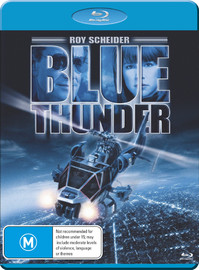 Blue Thunder - Special Edition on Blu-ray