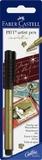Faber-Castell: Pitt Artist Pen - Gold