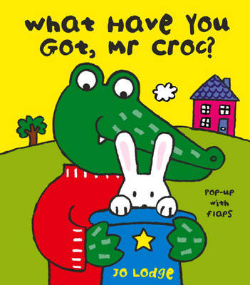 What Have You Got Mr Croc? by Jo Lodge image