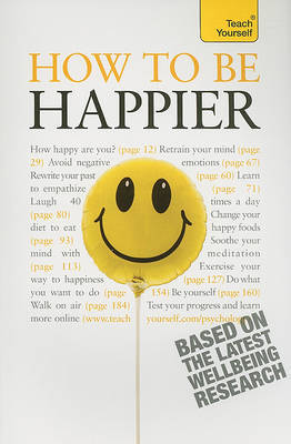 Teach Yourself How to Be Happier by Paul Jenner