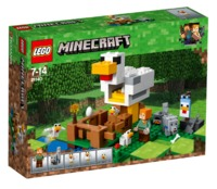 LEGO Minecraft: The Chicken Coop (21140)