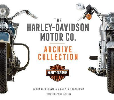 The Harley-Davidson Motor Co. Archive Collection by Darwin Holmstrom image