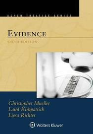 Aspen Treatise for Evidence by Christopher B Mueller image