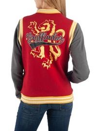 Harry Potter: Gryffindor - Varsity Jacket (Medium) image