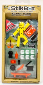 Stikbot: Action Pack - Lifestyles (Yellow)