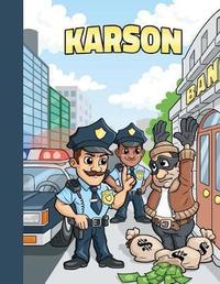 Karson by Namester Publishing image