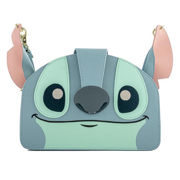 Loungefly: Stitch - Luau Cosplay Cross Body Bag