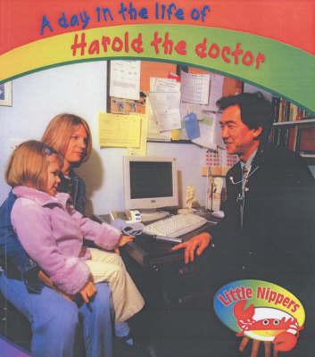 Harold the Doctor by Monica Hughes image