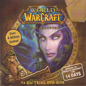 World of Warcraft 14-Day Trial Disc for PC Games