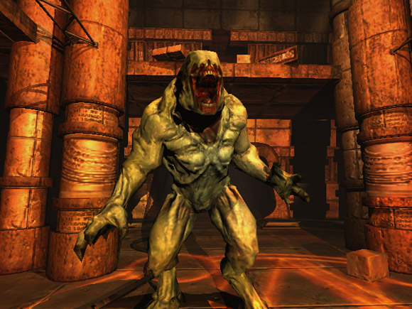 Doom 3 (Essentials) for PC Games image