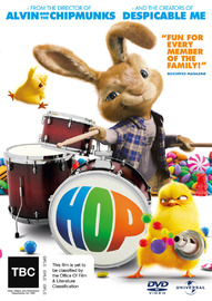 Hop on DVD