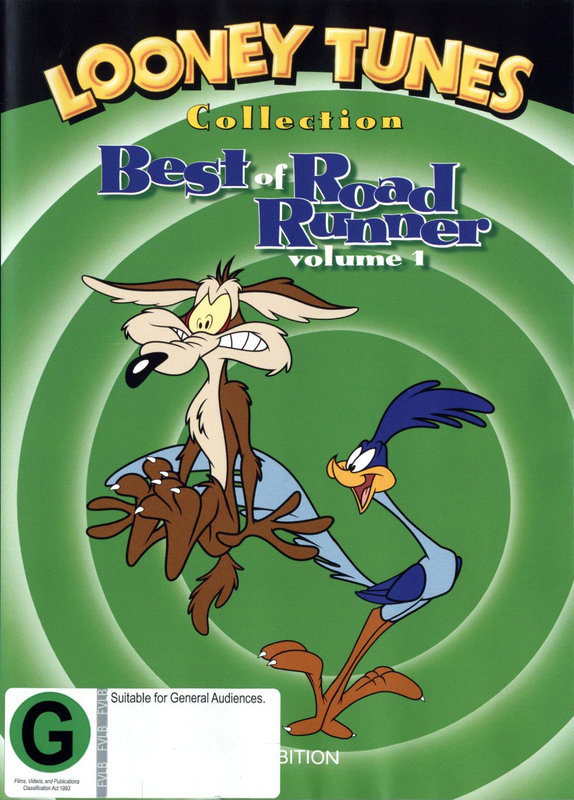 Looney Tunes Road Runner on DVD