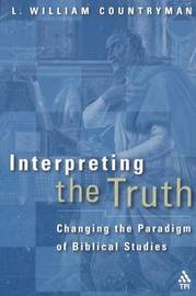 Interpreting the Truth by L.William Countryman image
