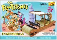 Lindberg: 1/25 Flintstones Flintmobile