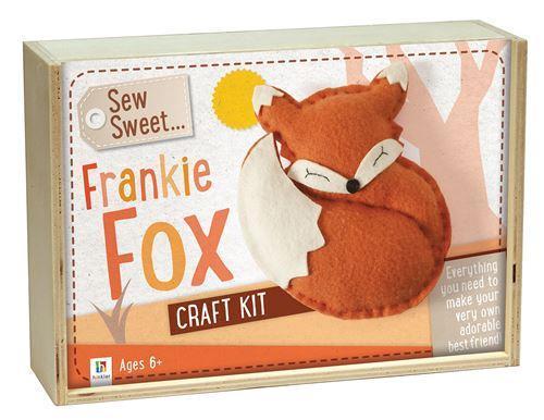 Sew Sweet: - Frankie Fox Craft Kit