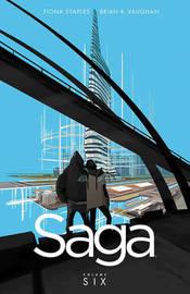 Saga: Volume 6 by Brian K Vaughan