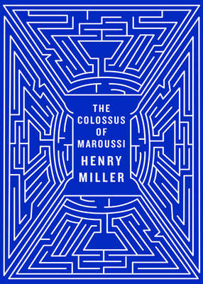 The Colossus of Maroussi by Henry Miller image