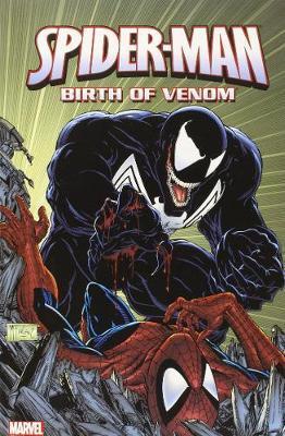 Spider-man: Birth Of Venom by Jim Shooter