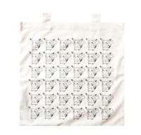 Pokemon: Eco Marked Cotton Bag - (Pikachu Cheeks) image