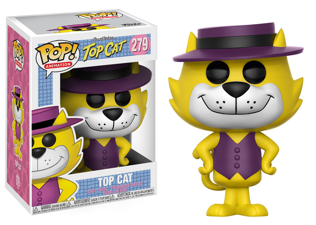 Hanna-Barbera - Top Cat Pop! Vinyl Figure (with a chance for a Chase version!)
