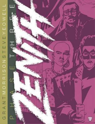 Zenith: Phase 3 by Grant Morrison