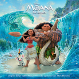 Disney's Moana: The Songs