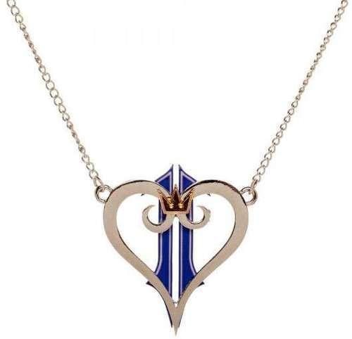 Kingdom Hearts Necklace Earring Gift Box At Mighty Ape Australia