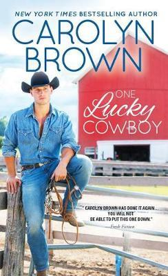One Lucky Cowboy by Carolyn Brown image