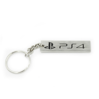Official PlayStation 4 PS4 Logo Keychain / Keyring image