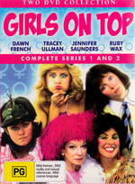 Girls On Top - Complete Series 1 And 2 (2 Disc Set) on DVD