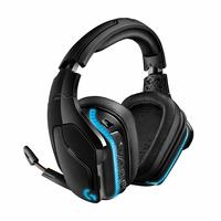 Logitech G935 Wireless 7.1 Surround Sound Lightsync Gaming Headset for PC