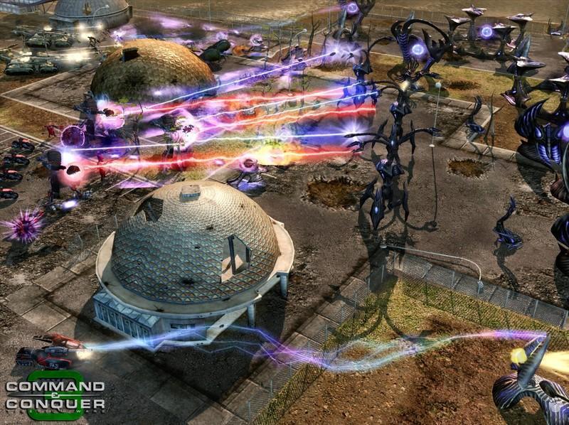 Command & Conquer Saga (First Decade + Tiberium Wars)