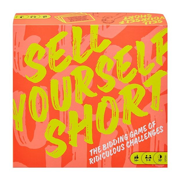 Sell Yourself Short - Party Game