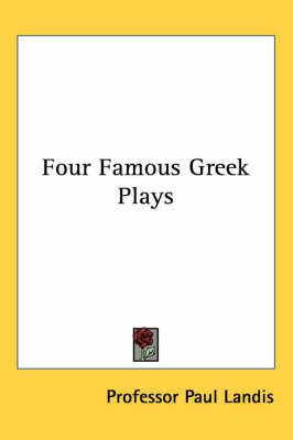 Four Famous Greek Plays image