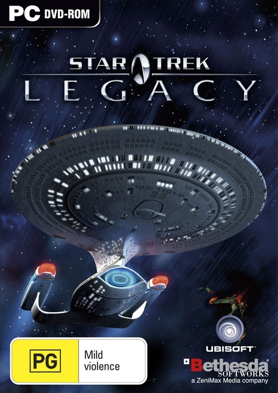 Star Trek: Legacy for PC Games