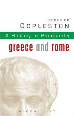 History of Philosophy: Vol 1 by Frederick C Copleston