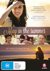May in the Summer on DVD