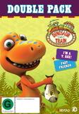 Dinosaur Train Double Pack 3 DVD