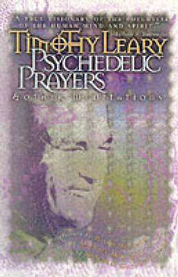 Psychedelic Prayers by Timothy Leary image