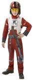 Star Wars: Kids X-Wing Pilot Poe Classic Costume - Medium