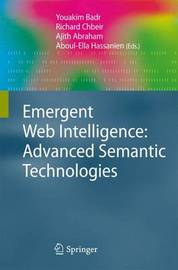 Emergent Web Intelligence: Advanced Semantic Technologies image