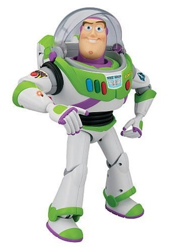"Toy Story: Talking Buzz Lightyear - 12"" Action Figure"