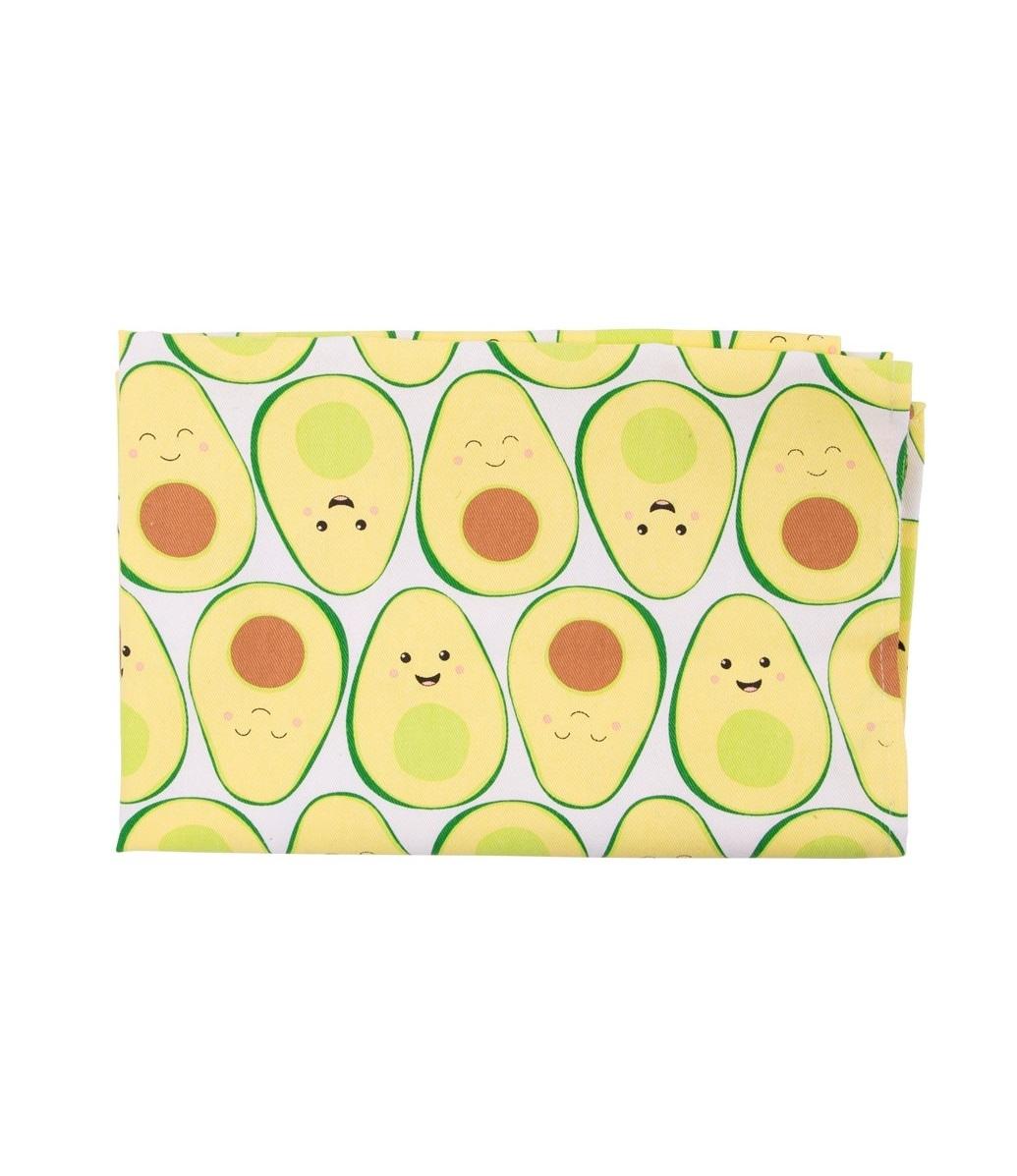 Happy Avocado - Tea Towel image
