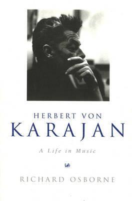 Herbert Von Karajan by Richard Osborne image